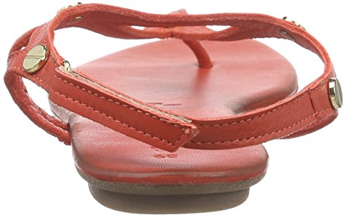 Tamaris - 28158, Sandali Donna Rosso (Rot (CORAL (563)))