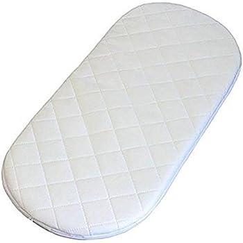 Bluemoon Bedding Replacement Safety Foam Mattress to FIT UPPAbaby Cruz PRAM Body//CARRYCOT Mattress