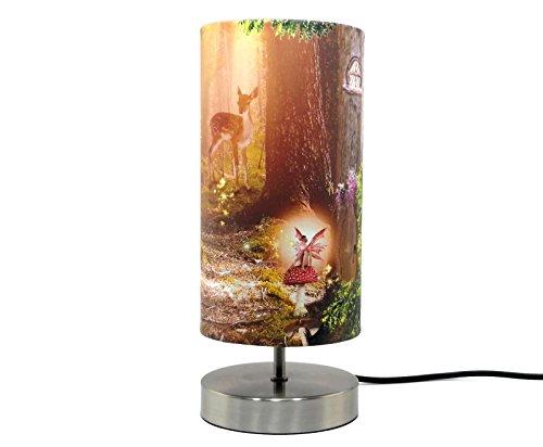 fairy-lamp-lampshade-light-shade-girls-bedroom-woodland-deer-animals-tree-house-nursery-night-light-