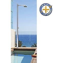 53873 ducha Niagara mono comando, ducha solar para la piscina