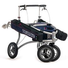 Trionic Veloped Golf L marineblau/schwarz/rot