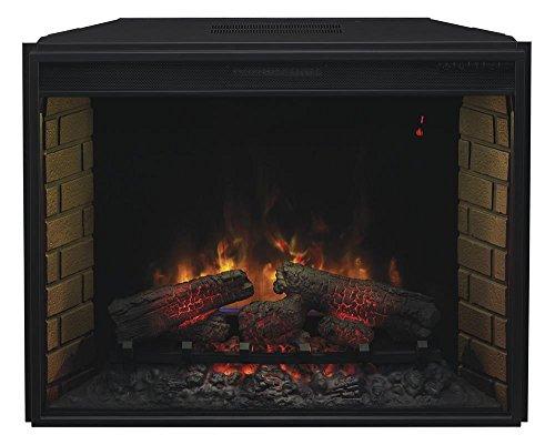 'Inserto camino elettrico Classic Flame 33Spektral fuoco