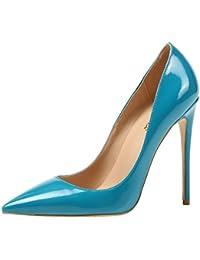 Suchergebnis auf Amazon.de für  Türkis - Pumps   Damen  Schuhe ... 24477c2317