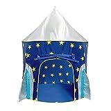 TOOGOO Raumschiff Spielhaus Für Kinder Mit Bonus Raum Torch Projektor Spielplatz Spielhaus Für Jungen Und M?dchen Prinz Ozean Spielball Pool