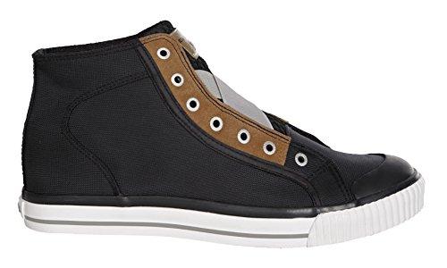 Icepeak Unisex-Kinder Wicy Jr Hohe Sneaker Schwarz (Black)