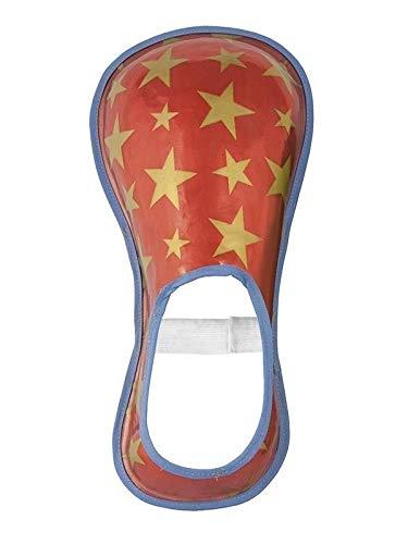 DISBACANAL Zapatos de Payaso Gigantes - Rojo