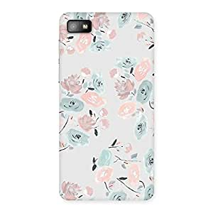 Neo World Floral Pattern Back Case Cover for Blackberry Z10 | Blackberry Z10 Cases and Covers | Blackberry Z10 Back Case | Blackberry Z10 Back Cover | Premium Quality Matte Finish