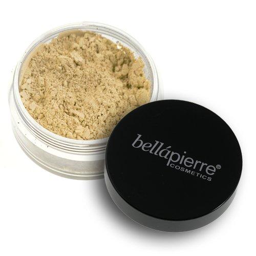 Beste Mineral Puder-make-up (BellaPierre Lose Mineralpuder-Foundation, 9g, Ultra)