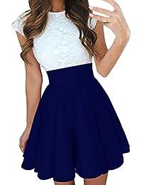best cheap af934 5b598 Amazon.it: gonna a palloncino vita alta - Donna: Abbigliamento