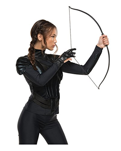 Horror-Shop DLX Katniss Handschuh Hunger Games (Hunger Games Kostüm Design)