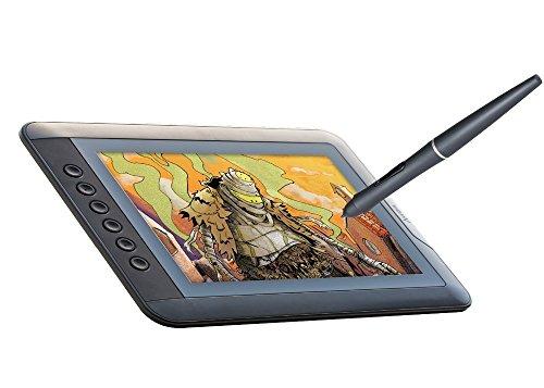 UC Logic UC-ARTISUL-D10 25,6 cm (10,1 Zoll) Grafiktablet/Sketchpad malen und schreiben wie auf Papier