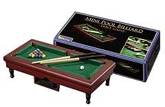 Philos 3231 - Pool Billiard