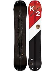 K2–Tabla de snowboard Joy Driver Split negro hombre–hombre–negro, negro, 159 cm