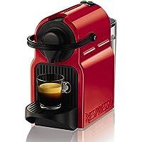 Nespresso Inissia - Cafetière à dosettes - Rouge rubis - Krups YY1531FD