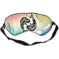 Pisces 99% Eyeshade Blinders Sleeping Eye Patch Eye Mask Blindfold For Travel Insomnia Meditation preisvergleich bei billige-tabletten.eu