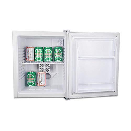 MYYQ Hotelzimmer kommerziellen Kleingeräte Kleine Halbleiter Energiespar stumm Flachtür kleinen Kühlschrank Größe 385 * 385 * 478mm
