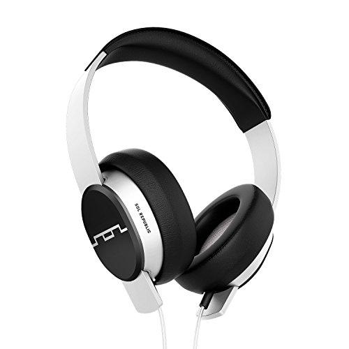 Preisvergleich Produktbild SOL Republic Master Tracks OverEar-Kopfhörer mit X3 Sound-Engine (tauschbares Headband) Weiß