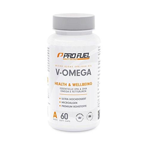 PROFUEL® V-OMEGA – 60 Soft Caps