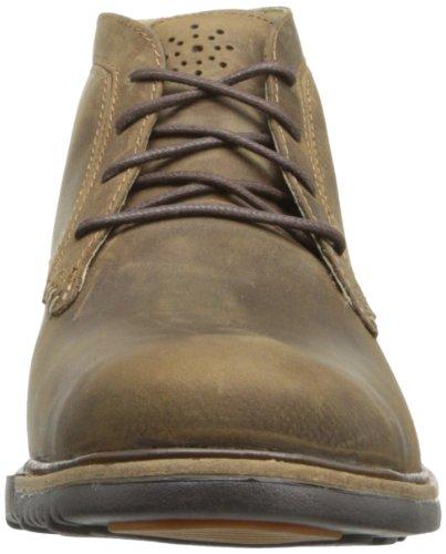 Skechers Morley, Sneakers Hautes homme Sable
