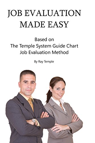 Job Evaluation Made Easy For Small Business: Based on The Temple System Guide Chart Job Evaluation Method (English - Job-chart
