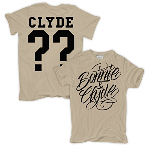 WUNSCHZAHL Bonnie & Clyde BLACK Sand