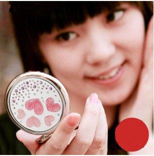 Regalo Speciale Romantico! Belle Specchio Compatto Cosmetico / Specchio da Trucco / specchietto, Pieghevole Rotondo
