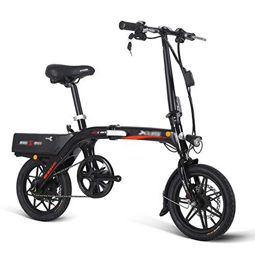ABYYLH Elektrofahrrad Herren/Damen Klappbar Faltbares E-Bike Roller