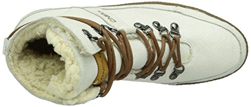 O'Neill Dudette, Sneaker a collo alto Donna Bianco (Weiß (B20 - Vaporous White))