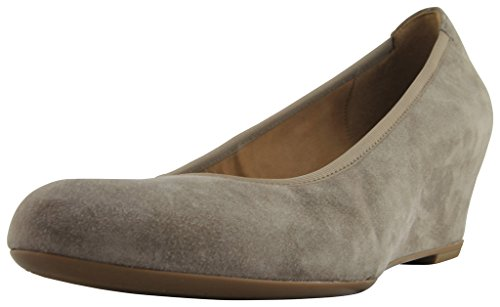 Gabor Shoes Fashion 35.360 Chaussures femme, Escarpins, Chaussures à talons (Ballerines, compensées) Cuir kiesel