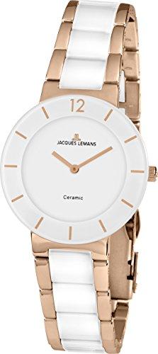 Jacques Lemans Damen-Armbanduhr 42-3D