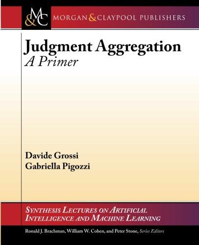 Judgment Aggregation: A Primer