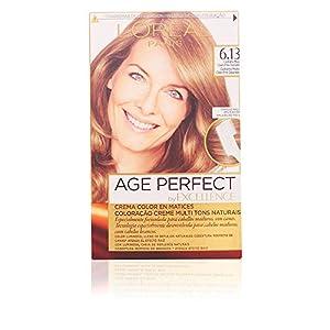L'Oréal Paris Age Perfect Coloración permanente, Tono: 6.13