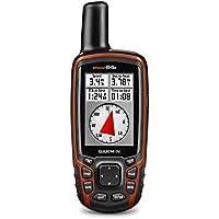 Garmin GPSMAP 64s Navigationshandgerät - 2,6''-Farbdisplay, barometrischer Höhenmesser, Live Tracking