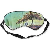 Painting Tree Turquoise Sleep Eyes Masks - Comfortable Sleeping Mask Eye Cover For Travelling Night Noon Nap Mediation... preisvergleich bei billige-tabletten.eu