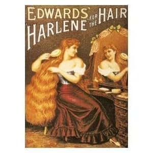 P1382 edwards harlene pour les cheveux vieux nostalgique for Arlene s cuisine