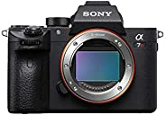 Sony ILCE7RM3/B Alpha a7R III Full Frame Mirrorless Camera - Body Only, Black