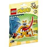 LEGO Mixels 41543 - Serie 5 Turg Personaggio, Giallo