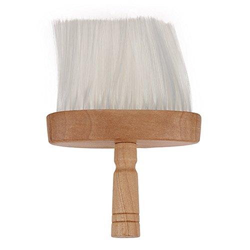 hahuha Toy  Dekompressionsspielzeug, Salon-Stylist-Barber-Hals-Gesichts-Staubtuch-weiche Bürste Friseur-Haar-Ausschnitt - Salon Lash Kit