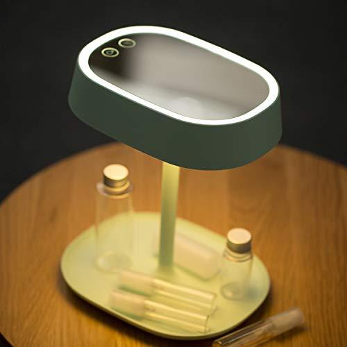 XIAPENGMake-up Spiegel Tischlampe führte Dressing Weihnachten Klappspiegel kreative Tischlampe (Up Für Weihnachten Dressing)
