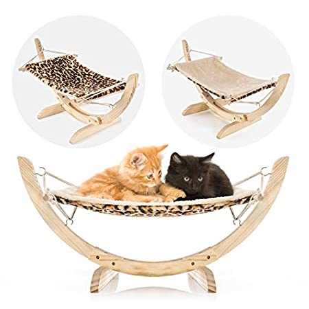 Pro Petcare | Hängematte für Katzen, Spielzeug, Schlafplatz und Trainingsgerät in Einem