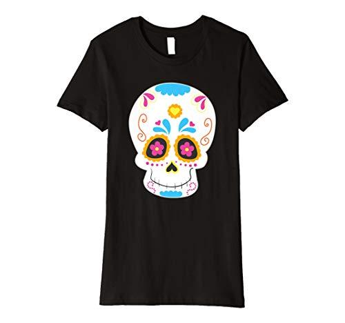(Sugar Skull Kostüm Mexiko Dia de los Muertos Catrina)