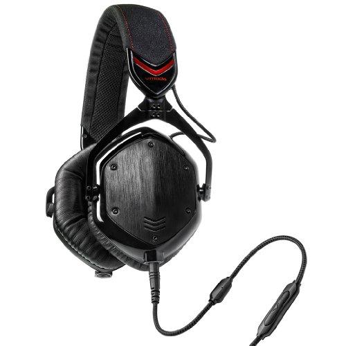 V-MODA Crossfade M-100 Over-Ear Kopfhörer Shadow