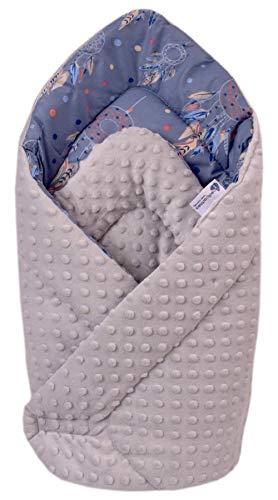 Medi Partners - Saco dormir bebé doble cara, suave