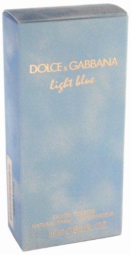 preisvergleich dolce gabbana light blue femme woman eau de willbilliger. Black Bedroom Furniture Sets. Home Design Ideas