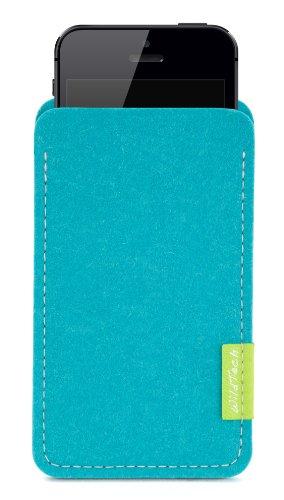 WildTech Sleeve für iPhone 4 & iPhone 4S - 14 Farben wählbar (Rost) Türkis