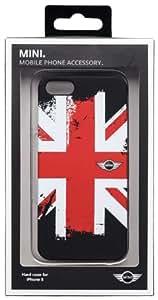 Mini Cooper MI304594 Union Jack Schutzhülle für Apple iPhone 5/5S schwarz