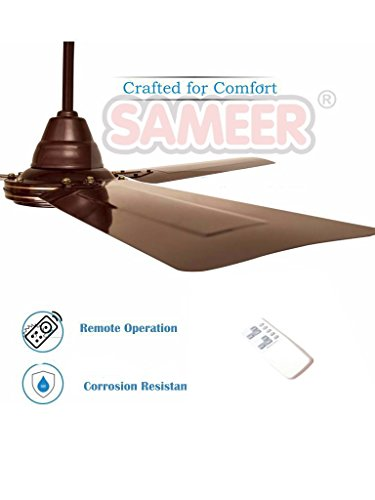 Sameer I-Flo Smart 48 Energy Saving Ceiling Fan With Remote Control