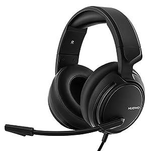 NUBWO N12 Xbox One PS4 Gaming Headset, Stereo Verdrahtete Gaming Kopfhörer