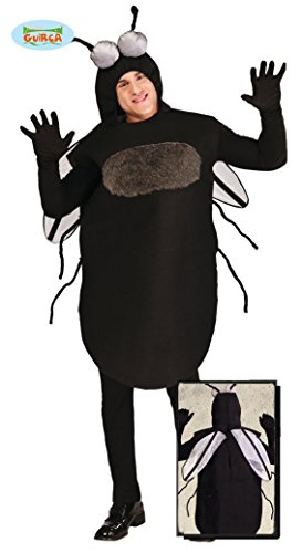Guirca 80668 costume da mosca, taglia unica