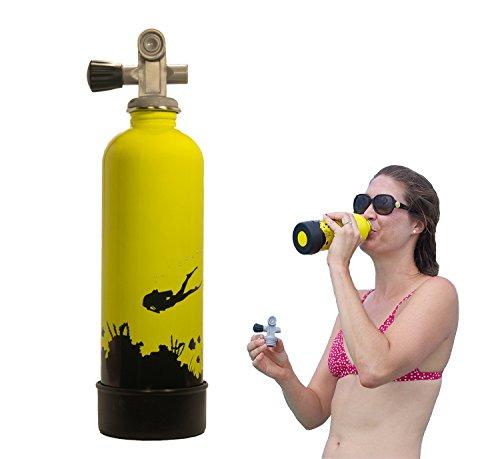 TankH2O Lebensmittelqualität Edelstahl Wasserflasche